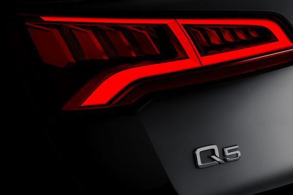 巴黎车展首发 奥迪新一代Q5预告图发布