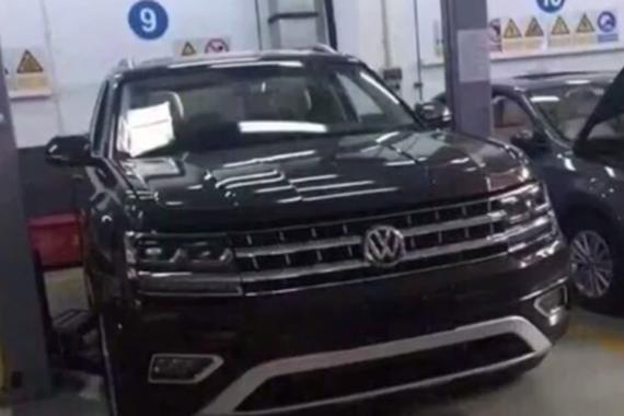 视频:终于等到你 大众Teramont SUV