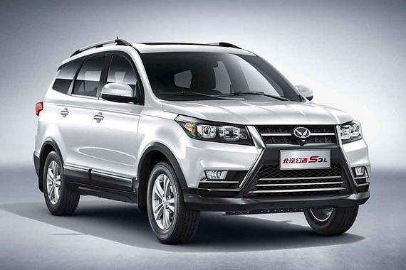 6万级唯一全系标配ESP紧凑型7座SUV上市