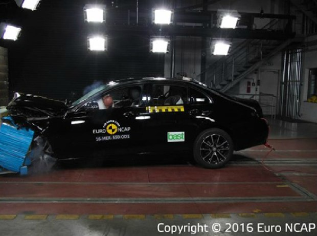 Euro-NCAP新成绩:全新E级/3008获五星
