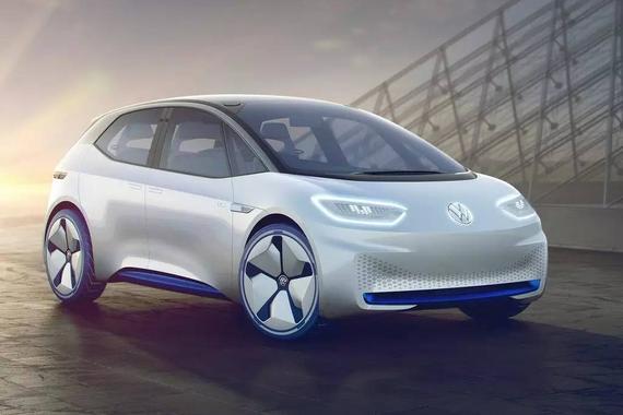 大众发布全新自动驾驶概念车I.D.