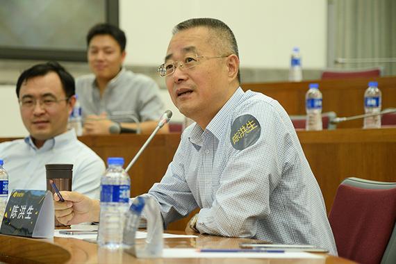 陈洪生:电商像水电一样存在 必不可少