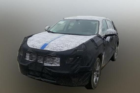 CX11明年底上市 吉利全新品牌更多信息