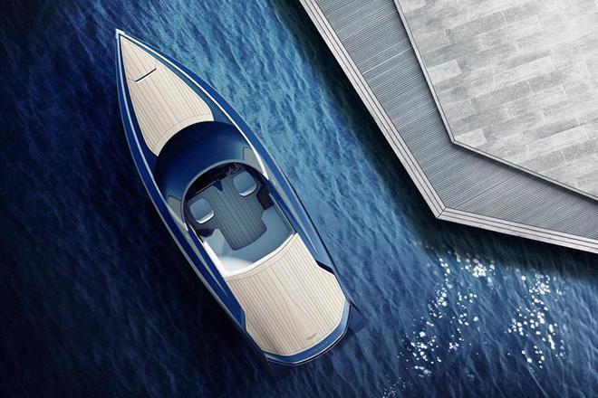 阿斯顿马丁快艇亮相2016摩纳哥游艇展