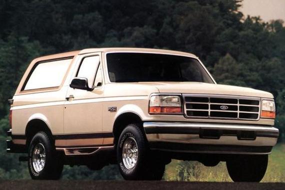 """或2020年投产 福特Bronco有望""""复活"""""""