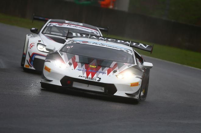 梁嘉彤完成意大利GT锦标赛全赛季