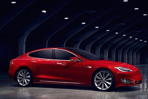 Model S吊打对手 成为最畅销大型豪华轿车