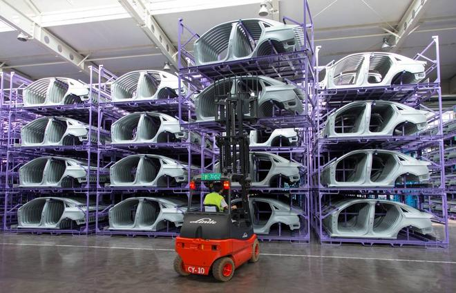 解密一汽-大众高品质汽车如何炼成