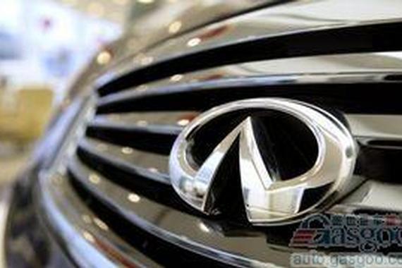 中国有望成为英菲尼迪纯电动车首发市场
