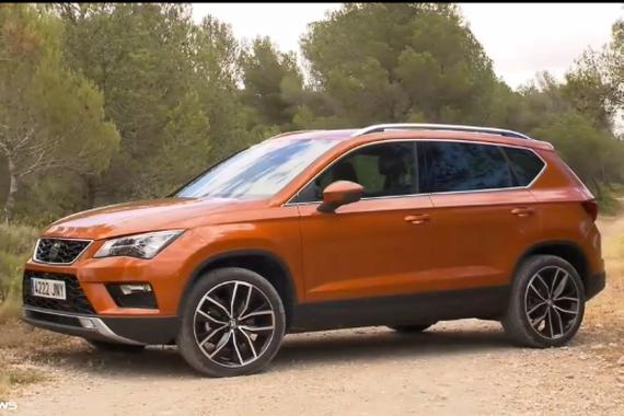 视频:一辆值得入手的SUV 西雅特Ateca