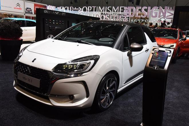 中型SUV/新能源车型等 DS新车计划曝光