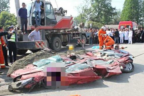 货车事故惊心 北京启动大货车专项整治