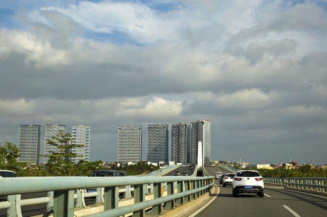 好景配好车 东南白骑畅游东方夏威夷