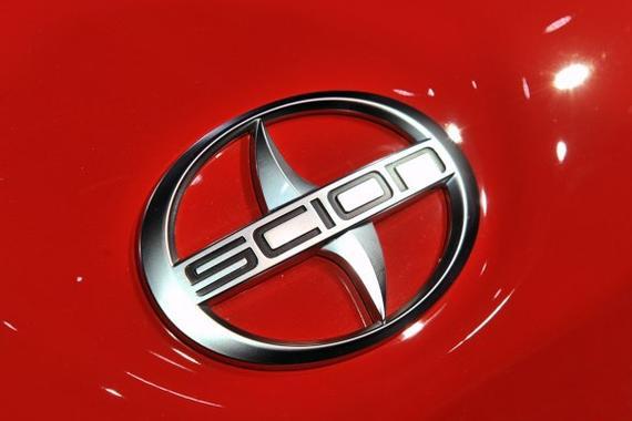 丰田正式取消Scion品牌 合并至丰田内