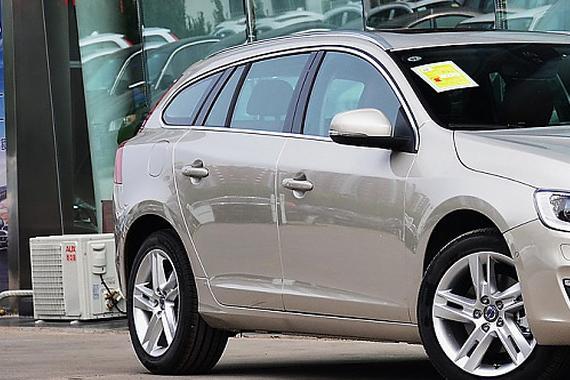 新款V60 Cross Country上市 售39.99万元