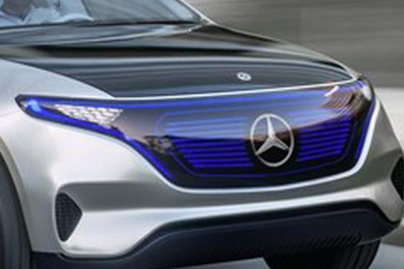 奔驰研发纯电动SUV 续航里程500公里