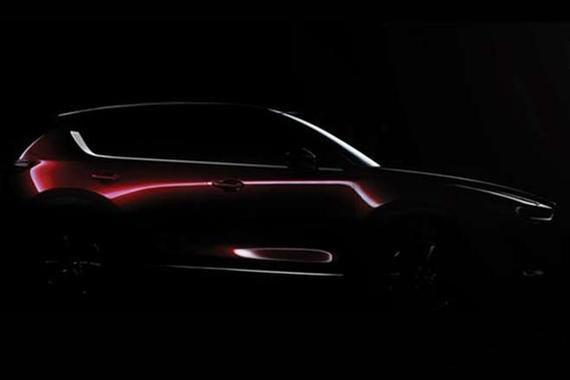马自达新一代CX-5将于洛杉矶车展首发