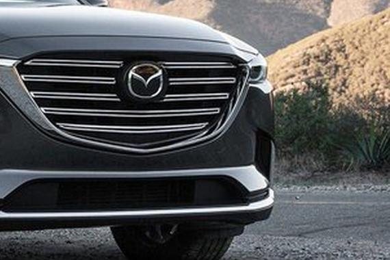 马自达CX-9将国产 7座大SUV叫板汉兰达
