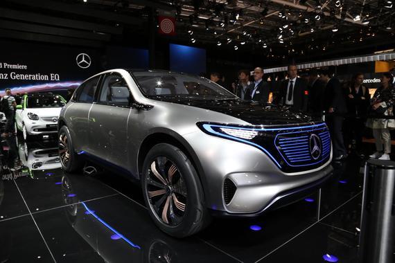奔驰在德国建造电池工厂 2018年开工