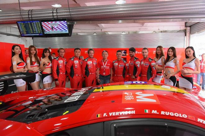 DH RACING车队亚洲勒芒珠海站首秀完赛