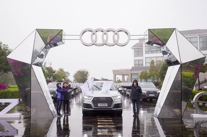 中国赛车领军人物周勇,以及奥运冠军滕海滨、张楠夫妇