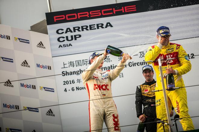 PCCA收官战完赛 PICC追星车队门尼克加冕