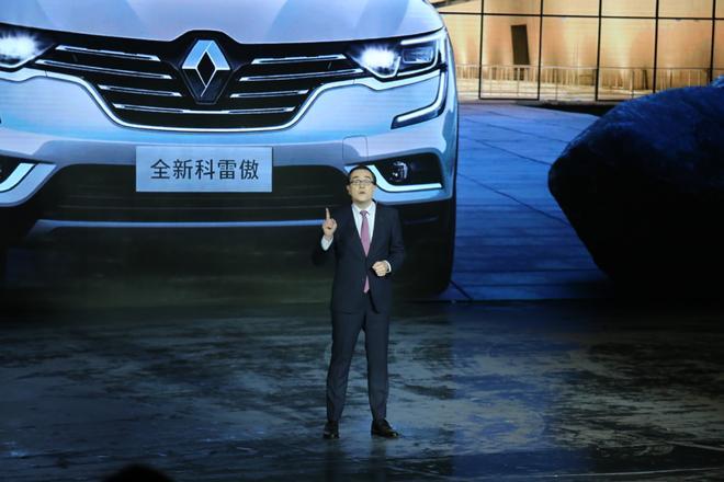 雷诺亚太区主席、雷诺集团中国业务区高级副总裁、东风雷诺汽车有限公司总裁福兰先生