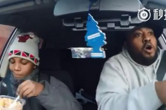 视频:如果父亲这样开车 你能忍受吗?