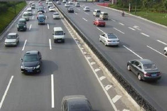 警惕!高速公路交通事故易发点段星级提示