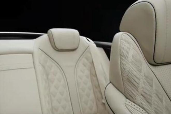 洛杉矶车展发布 迈巴赫S 650敞篷版预告