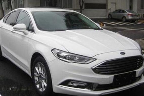 配置升级 新款蒙迪欧广州车展正式上市
