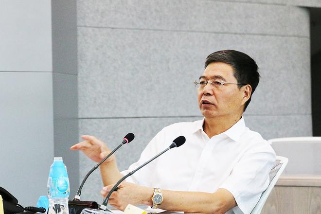中国汽车工业协会副会长、中国汽车报社原社长李庆文