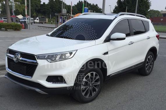 广州车展探馆:东风风度新SUV-MX5