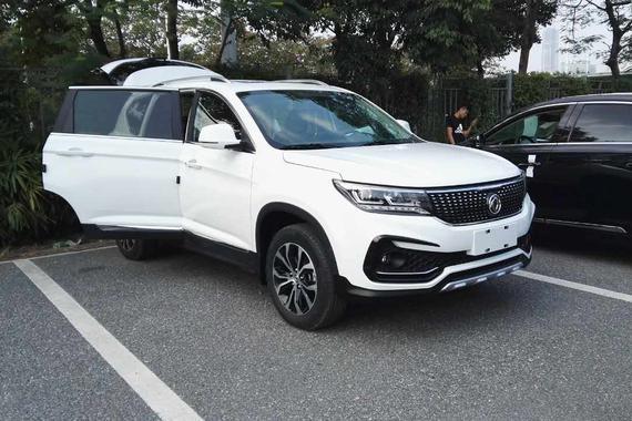 2016广州车展探馆:新款景逸X5实车曝光