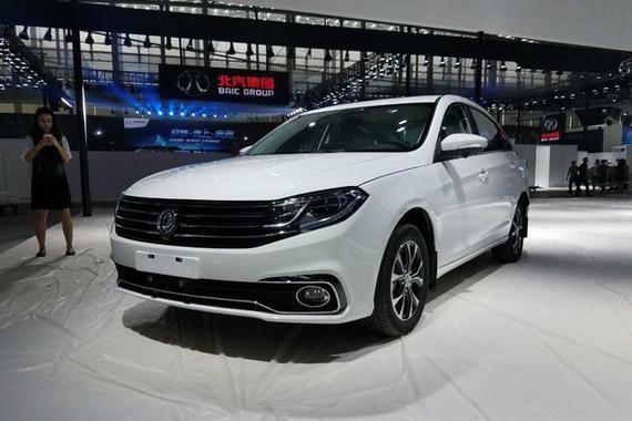2016广州车展探馆 东风风行新款景逸S50