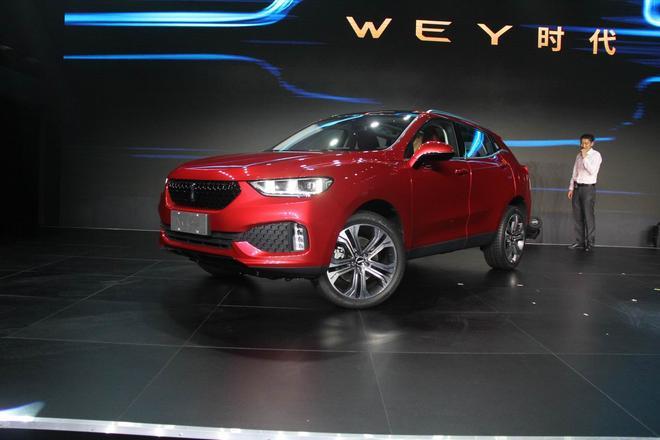 长城发新品牌WEY 首车明年上市 15万起