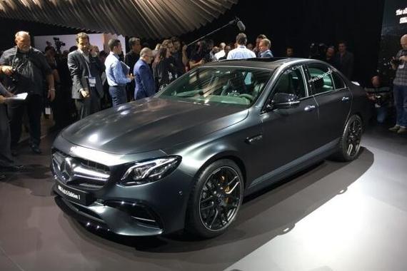 2016洛杉矶车展:新AMG E 63正式发布