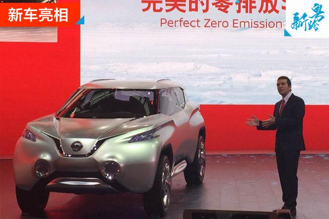 2016广州车展:日产电动概念车TeRRA亮相