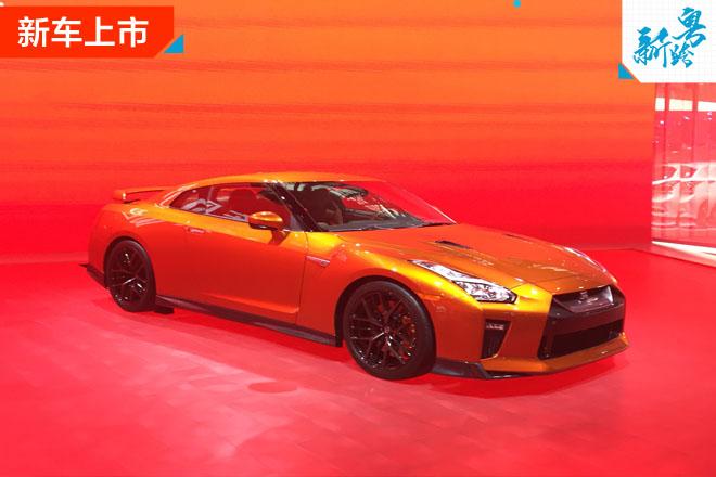 2016广州车展:日产2017款GT-R上市