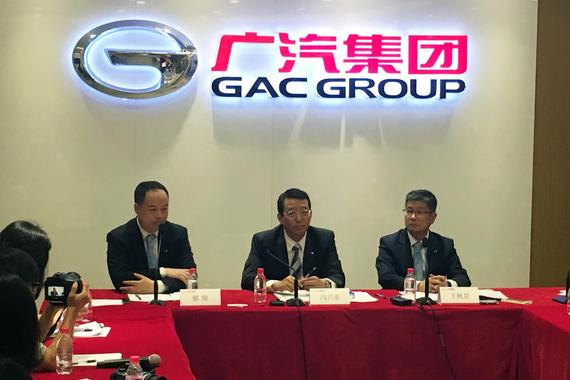 冯兴亚:广汽传祺朝世界级品牌打造