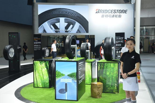 2016广州车展:普利司通携众多商品亮相