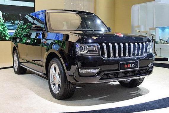 红旗大型SUV明年将上市 竞争路虎揽胜