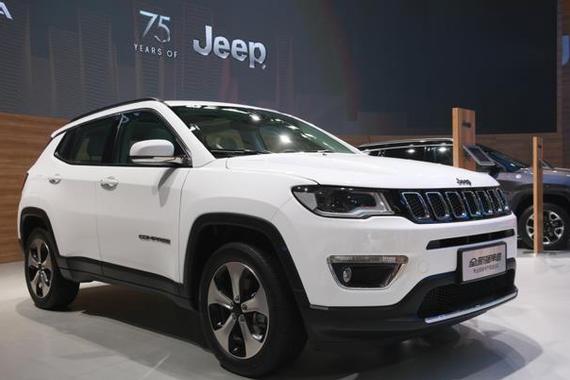 2016广州车展:指南者领衔Jeep全家族亮相