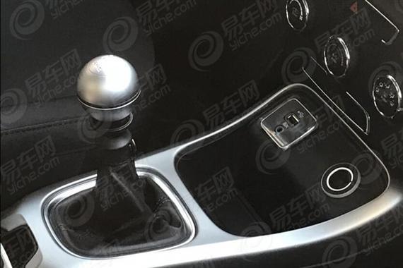曝国产Jeep指南者低配谍照 配手动变速器