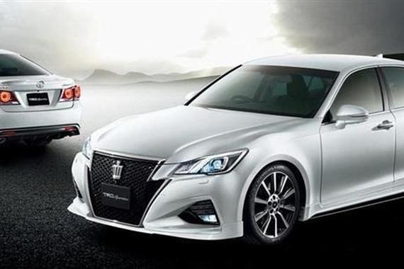一汽丰田皇冠2.5车型将停产 V6发动机谢幕