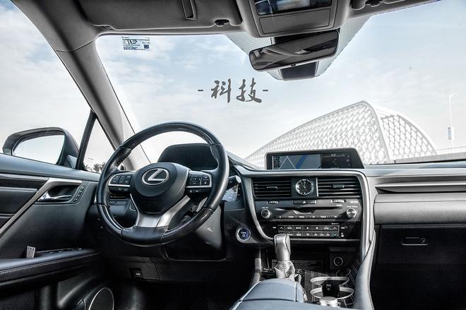 车影志:致匠心 手工艺人&Lexus RX450h