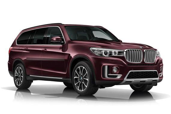 竞争奔驰GLS级 宝马全尺寸SUV售价曝光