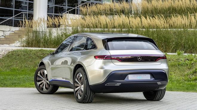 2020年底前 奔驰或将在华推纯电动车