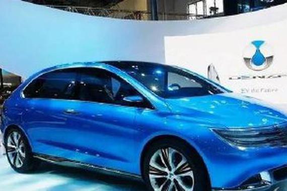 腾势汽车销量远低预期,40万中高端电动谁来买账?