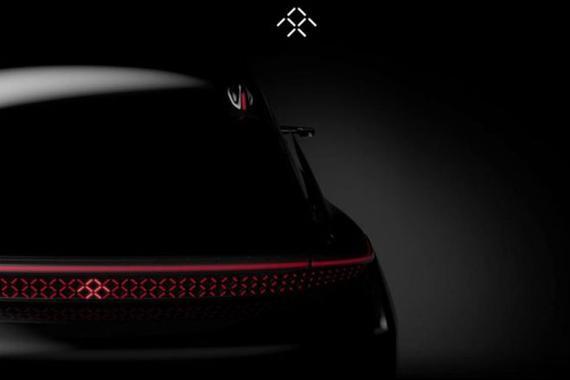 真的是量产版?Faraday Future新车预告